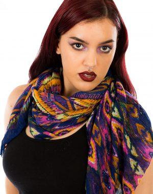Model Alyssa: Commercial print, Fashion print, Lifestyle